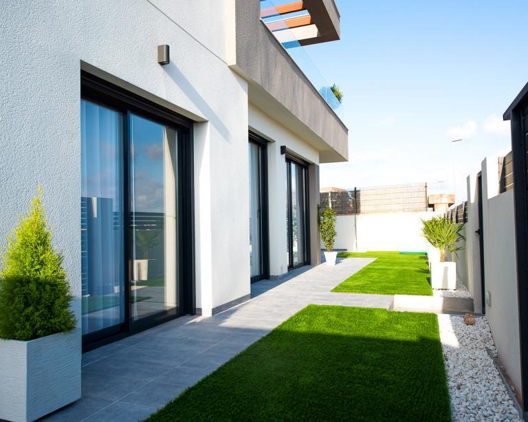Nieuwbouw villas in Los Montesinos - Alicante - Costa Blanca Nieuwbouw Costa Blanca