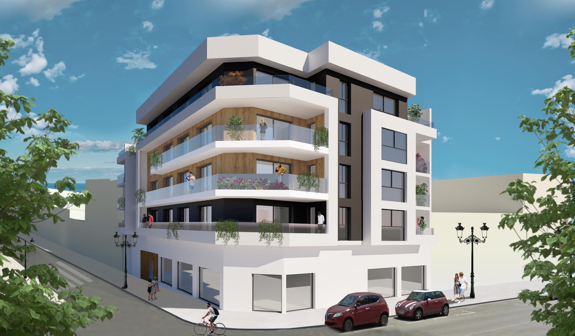 Appartement in Guardamar del Segura