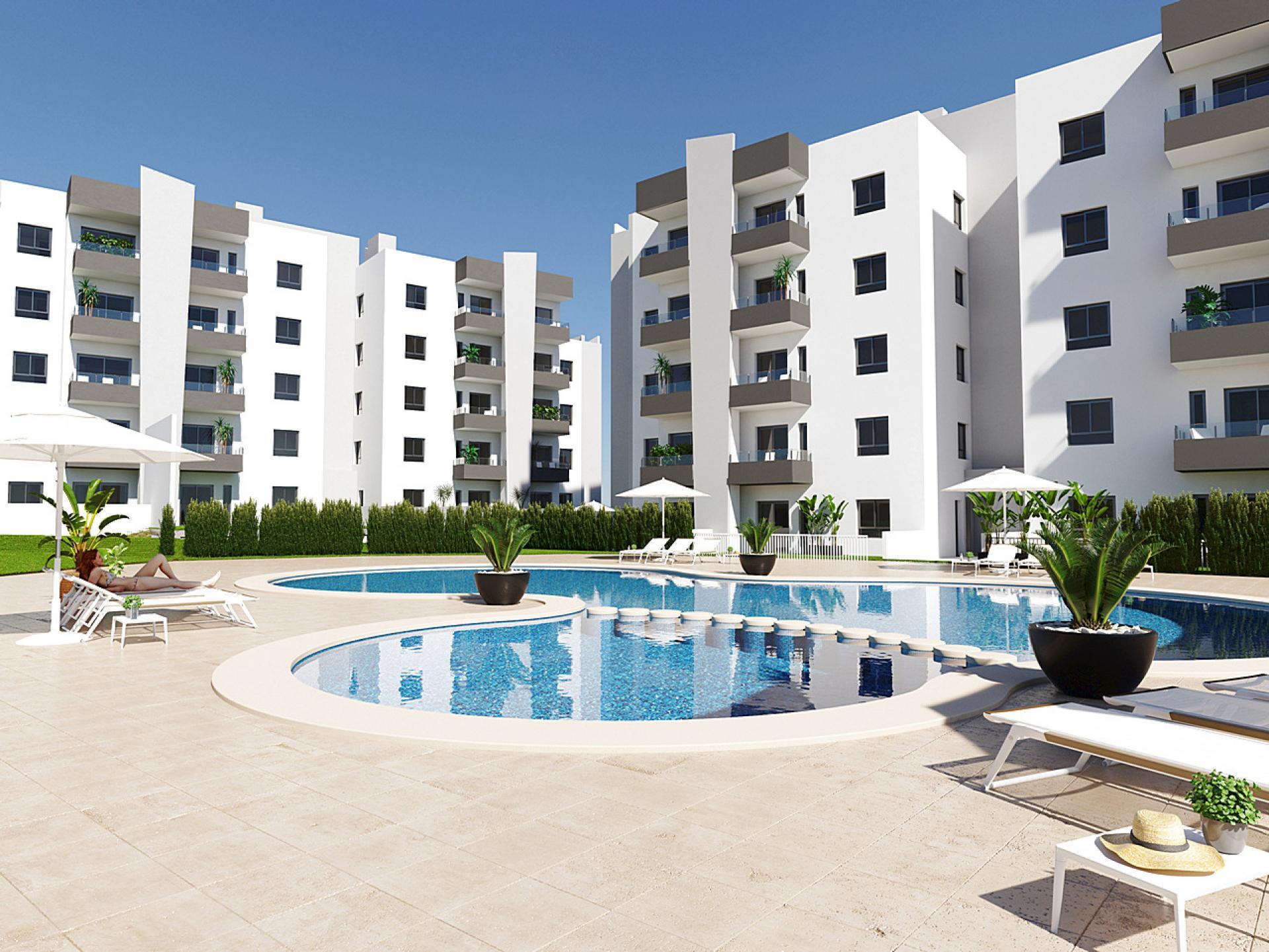 Appartement in San Miguel de Salinas