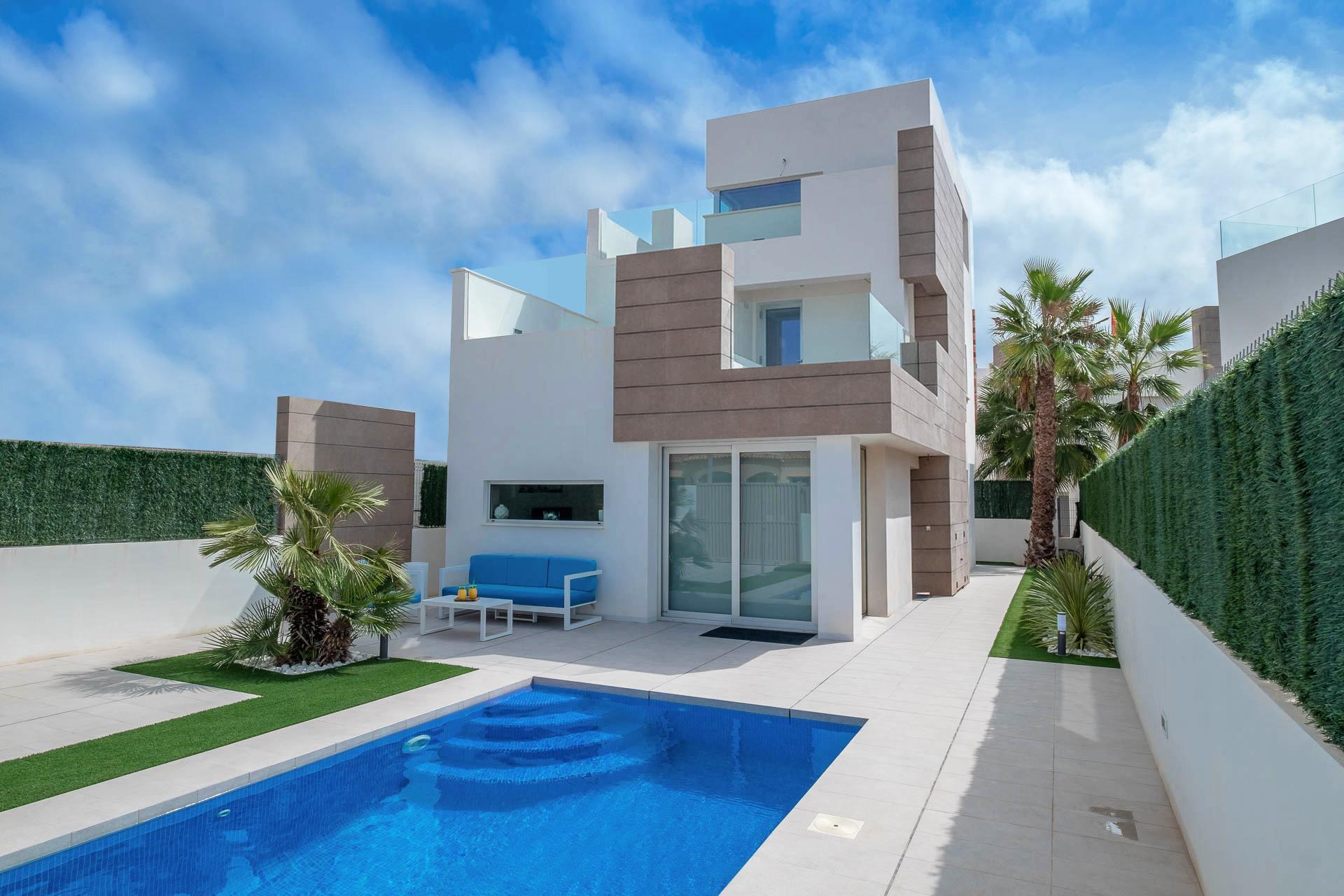Vrijstaande villa in Guardamar del Segura