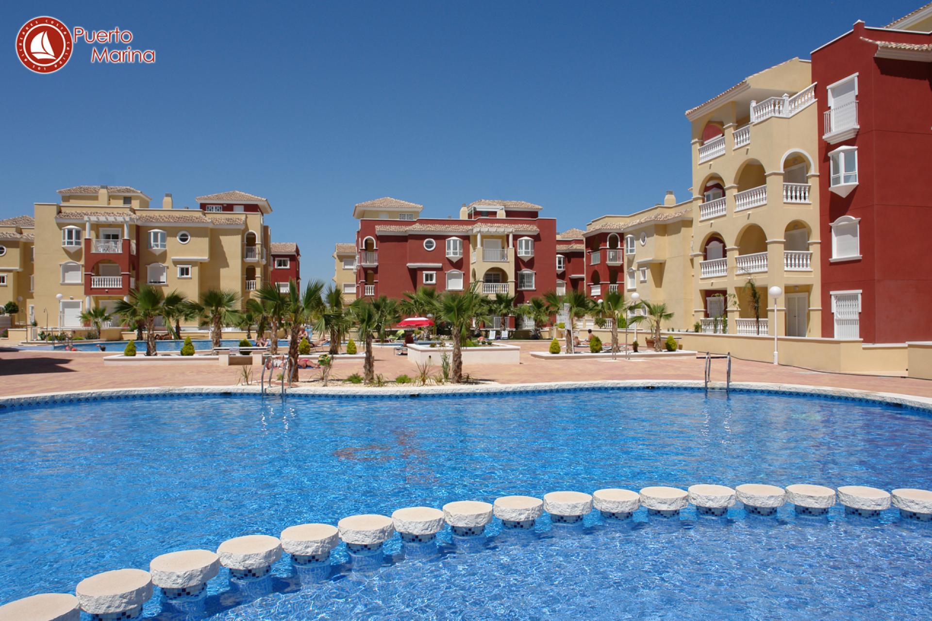 Apartment in Los Alcazares